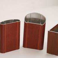 广东厂家供应木纹铝型材