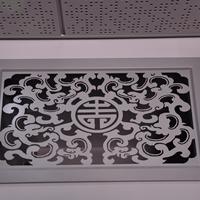 金属镂空雕花外墙板  镂空艺术图案铝单板
