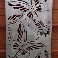 金属镂空雕花外墙板 酒店幕墙装饰镂空铝板