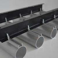 专业生产木纹铝圆管厂家