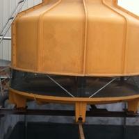 铸轧生产线车间专项使用125吨冷却塔