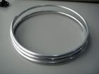 1100圆盘铝管现货直销 国标铝方管