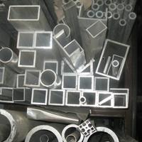 多规格铝方管工厂直销 仿木纹型材铝扁管
