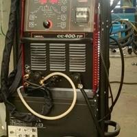 林肯直流脉冲氩弧焊机CC400TP
