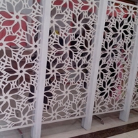 异型雕花铝单板-镂空雕刻铝板生产厂家