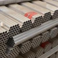 挤压铝管生产过程 合金6063挤压管
