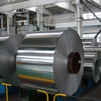 保溫鋁卷 電廠、化工廠專用鋁卷