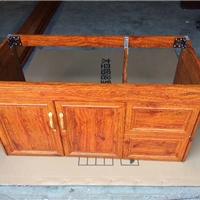 厂家直销 铝合金洗衣柜铝材 衣柜