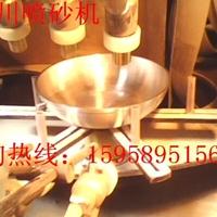 压铸铝喷砂机锌铝合金压铸件喷砂机