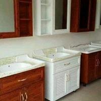 铝合金洗衣柜铝材 阳台柜铝材
