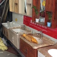 阳台全铝合金洗衣柜 铝柜