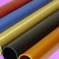 硬质氧化彩色铝管 6063氧化彩色铝管