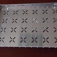 已清洗烘烤铝盘-邦定周转铝质托盘