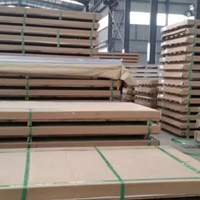 5052各种规格铝板铝棒可切割