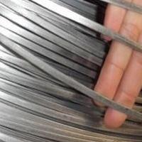 厂家现货供应316不锈钢压扁线,不锈钢压扁线