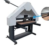 三角自动拉丝机 三角拉丝机 气动压料拉丝机