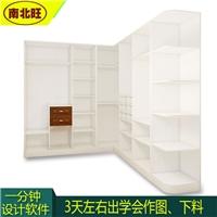 铝家具型材 全铝衣柜型材厂家直销