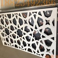 公园护栏铝方管焊接型材艺术铝花