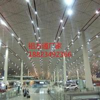 地铁站吊顶铝圆管装饰天花