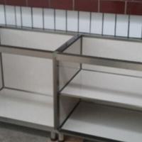 整体衣柜橱柜铝型材批发工厂外框门