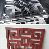 铝合金全新防盗木纹装饰铝窗花供应厂家
