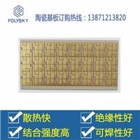详解COB之氮化铝陶瓷电路板封装