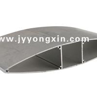 水滴型铝百叶型材 建筑铝型材