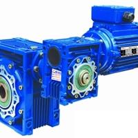 NMRV090带输入法兰涡轮蜗杆减速电机