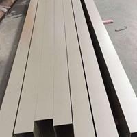 型材铝方通天花厂家、铝管装饰型材价格