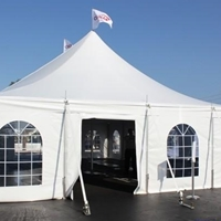 精加工开模定制帐篷铝型材