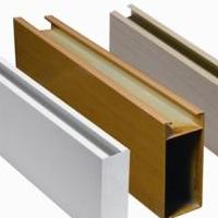现货销售各种规格外墙装饰铝方管
