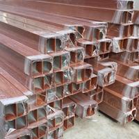 出售外墙防腐蚀防酸雨实用型材铝方通