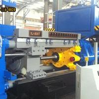 800t铝合金挤压机常规铝门窗挤压专用机器
