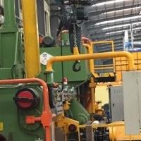 生产百叶窗铝条挤压设备厂家多种挤压机规格