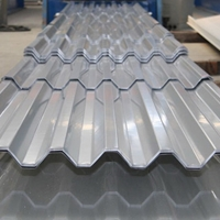 波浪铝板 天花板