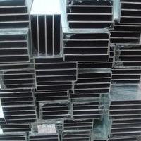 長治100200咖啡色鋁方管生產廠家