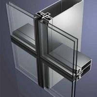 新裕东厂家直销隔热幕墙铝型材