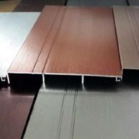 厂家直销多种表面处理装饰铝型材