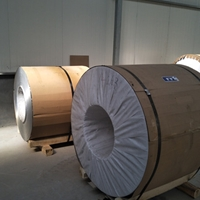 管道保溫用0.2毫米保溫鋁卷