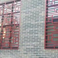 仿古铝窗花价格-木纹铝窗花定