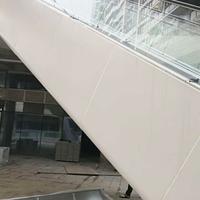 電梯鋁材單板 白色氟碳鋁單板