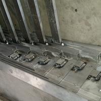 铝合金伸缩臂、挤压铝合金伸缩臂型材焊接