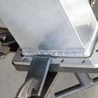 专业铝合金车体焊接-铝材焊接
