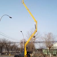 14米曲臂升降机 长乐市路政升降机价格