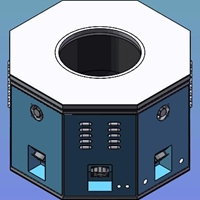 廣東電磁加熱熔鋁爐 坩堝式電爐