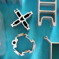 新能源节能LED路灯灯体散热模块铝型材