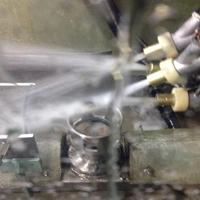 水喷砂机厂家、液体喷砂机