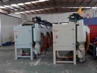 吉川半导体制造设备部件清理喷砂机