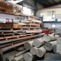 國產耐磨損鋁合金圓棒 高等13高硬度鋁合金管