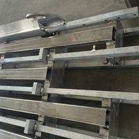 军用轻量化装备铝型材数控焊接加工